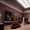 Russian Art/Unknown works of Karl Bryullov in Russian Museum