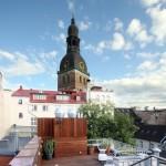 Dome Hotel & Spa in Riga