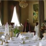 Aristocratic restaurant Palkin in St. Petersburg.