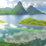 Welcome to Jade Mountain, St Lucia
