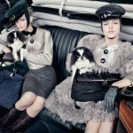 Louis Vuitton FW 2011/12 fabulous ad campaign