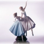 The exhibition of the Lladro historical collection from 28/10/2011 till 09/12/2011 in Bolshoi Theatre (Moscow)