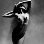 Greg Gorman's retrospective exhibition in Moscow