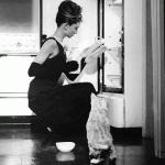 The most famous little black dress