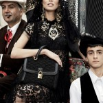 Dolce & Gabbana ad campaign FW 2012-2013