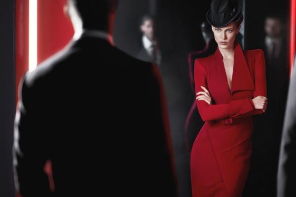 Donna Karan Ad Campaign | Fall 2012
