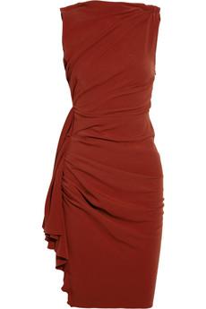 Item of the day-Lanvin's draped crepe dress