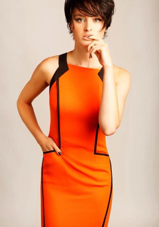 Oksana Tandit / Tallinn fashion Week 26.10.2012