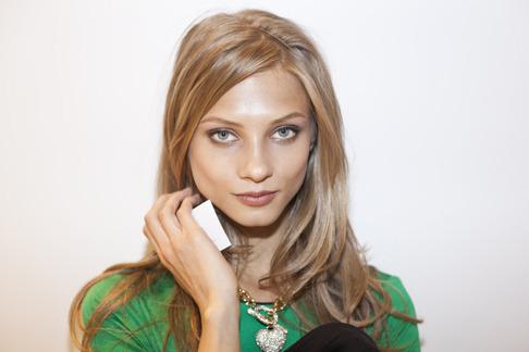Models: Anna Selezneva-so natural girl!