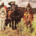 Russian Art/Heroic Russians