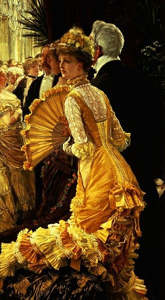 The Ball by James Tissot (1880)