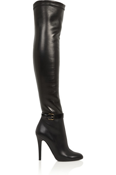 Jimmy Choo's leather boots, net-a-porter.com